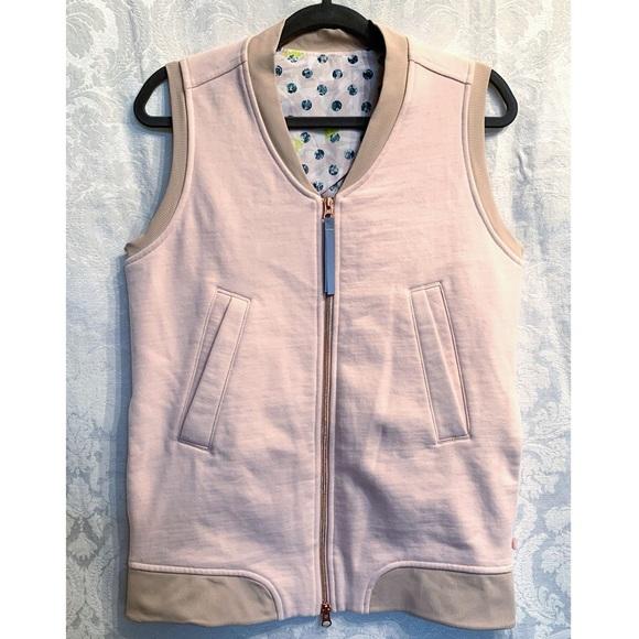 Lululemon Athletica   Parfait Pink Departure Vest